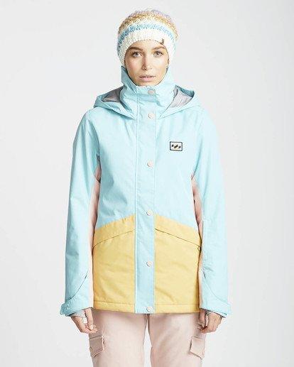 3 Kayla 10K Snow Jacket Azul L6JF11BIF8 Billabong