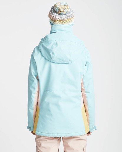 4 Kayla 10K Snow Jacket Azul L6JF11BIF8 Billabong