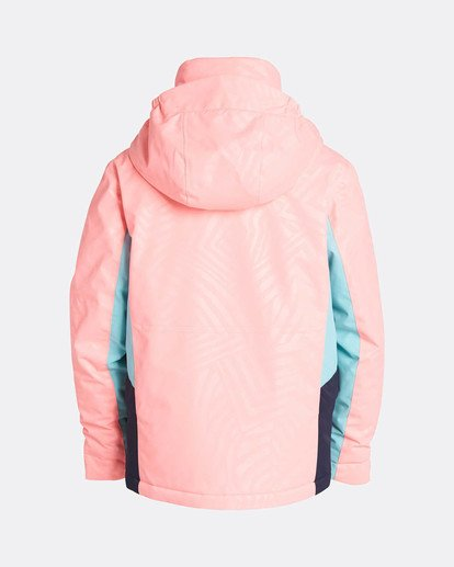 1 Teen Girls Kayla 10K Snow Jacket Rosa L6JG01BIF8 Billabong