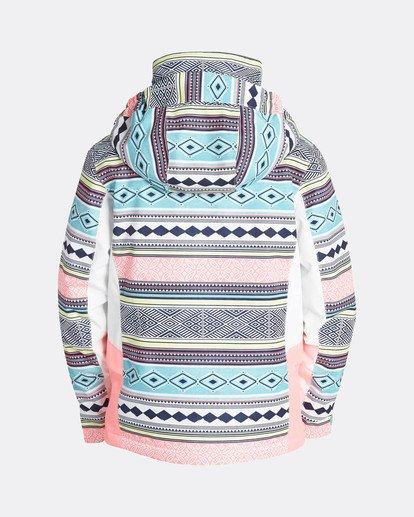 1 Teen Girls Kayla 10K Snow Jacket Blau L6JG01BIF8 Billabong