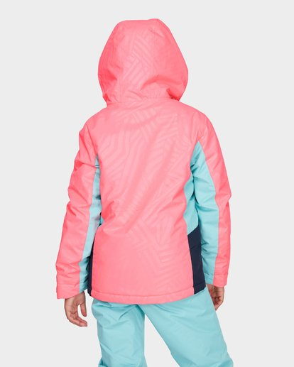 2 TEEN KAYLA SNOW JACKET Pink L6JG01S Billabong