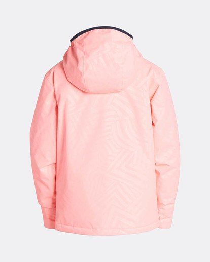 1 Teen Girls Sula 10K Snow Jacket Rose L6JG02BIF8 Billabong