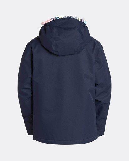 1 Teen Girls Sula 10K Snow Jacket Blau L6JG02BIF8 Billabong