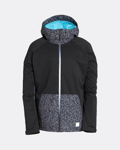 0 All Day 10K Snow Jacket Grau L6JM01BIF8 Billabong