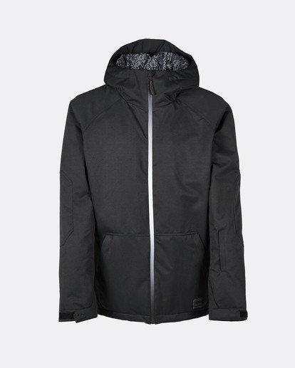 6 All Day 10K Snow Jacket Black L6JM01BIF8 Billabong