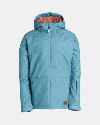 6 All Day 10K Snow Jacket Azul L6JM01BIF8 Billabong