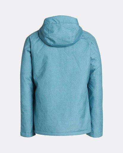 1 All Day 10K Snow Jacket Blau L6JM01BIF8 Billabong