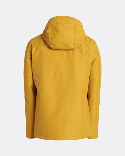 1 All Day 10K Snow Jacket Beige L6JM01BIF8 Billabong