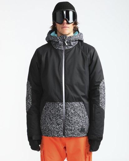 2 All Day 10K Snow Jacket Gris L6JM01BIF8 Billabong