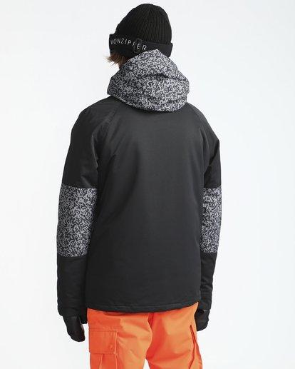 4 All Day 10K Snow Jacket Gris L6JM01BIF8 Billabong