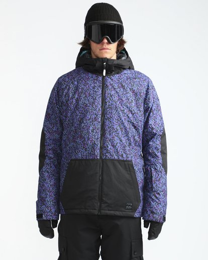 2 All Day 10K Snow Jacket Violeta L6JM01BIF8 Billabong
