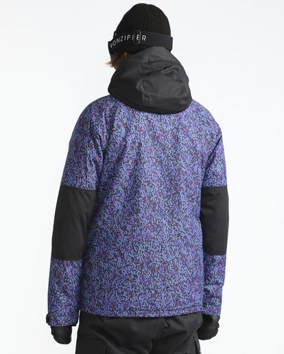 4 All Day 10K Snow Jacket Violeta L6JM01BIF8 Billabong