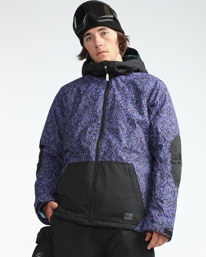 6 All Day 10K Snow Jacket Violeta L6JM01BIF8 Billabong