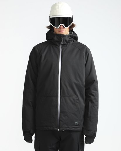 1 All Day 10K Snow Jacket Schwarz L6JM01BIF8 Billabong