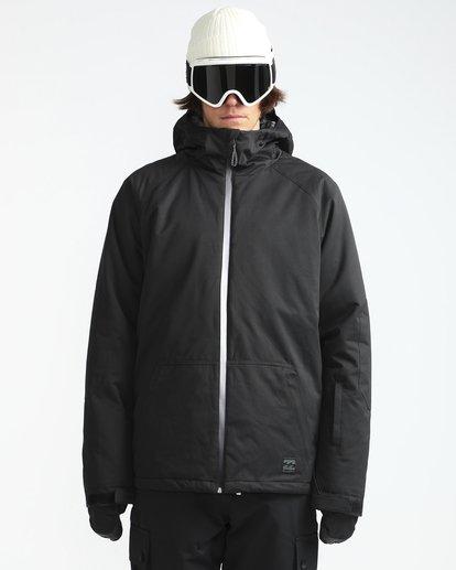 0 All Day 10K Snow Jacket Black L6JM01BIF8 Billabong