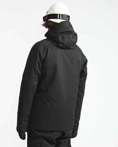 2 All Day 10K Snow Jacket Black L6JM01BIF8 Billabong