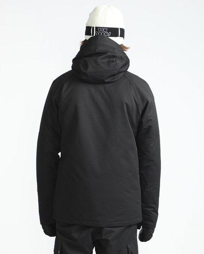 3 All Day 10K Snow Jacket Black L6JM01BIF8 Billabong