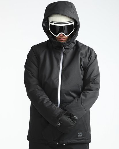 4 All Day 10K Snow Jacket Black L6JM01BIF8 Billabong