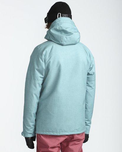 4 All Day 10K Snow Jacket Blau L6JM01BIF8 Billabong
