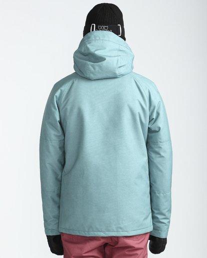 5 All Day 10K Snow Jacket Blau L6JM01BIF8 Billabong