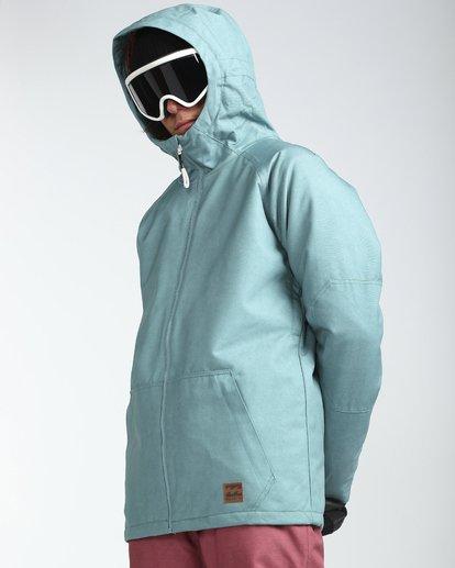 6 All Day 10K Snow Jacket Blau L6JM01BIF8 Billabong