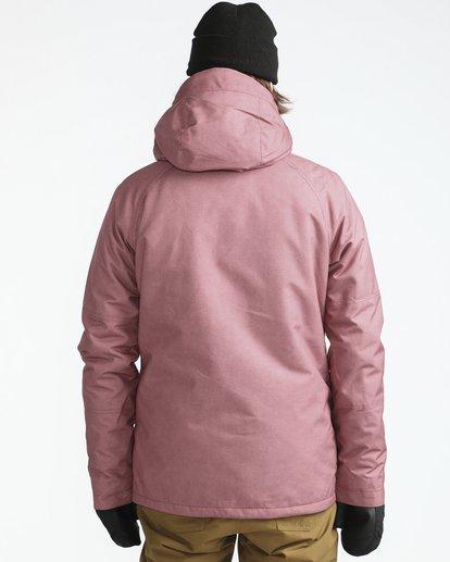 7 All Day 10K Snow Jacket Braun L6JM01BIF8 Billabong