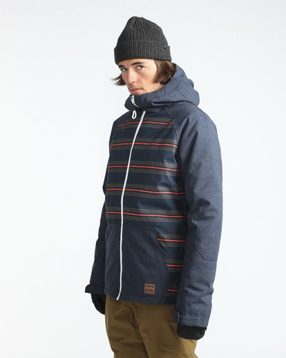 1 All Day 10K Snow Jacket Blau L6JM01BIF8 Billabong