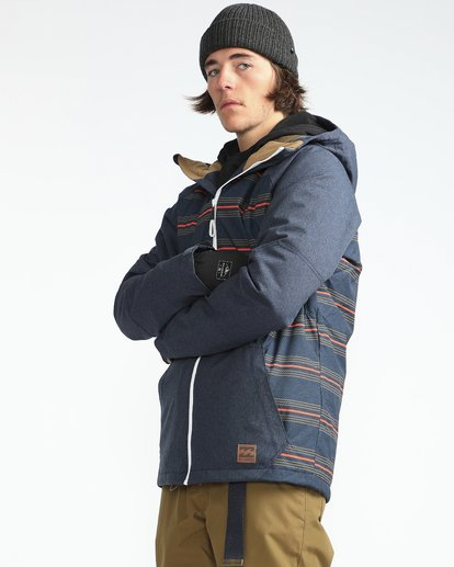 5 All Day 10K Snow Jacket Blau L6JM01BIF8 Billabong