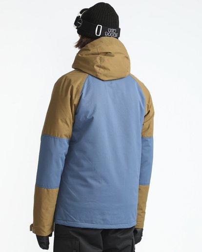 2 All Day 10K Snow Jacket Azul L6JM01BIF8 Billabong