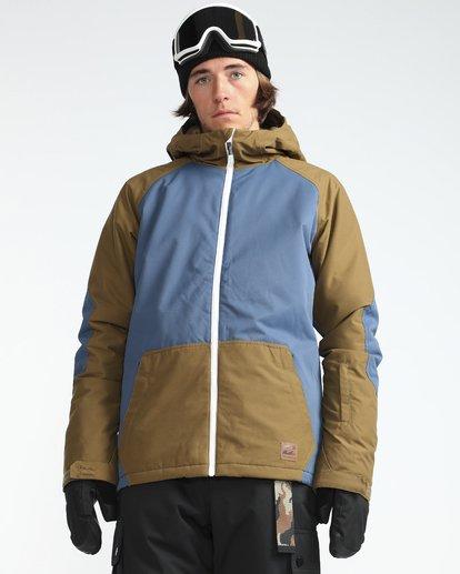 4 All Day 10K Snow Jacket Azul L6JM01BIF8 Billabong