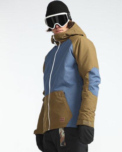 5 All Day 10K Snow Jacket Azul L6JM01BIF8 Billabong