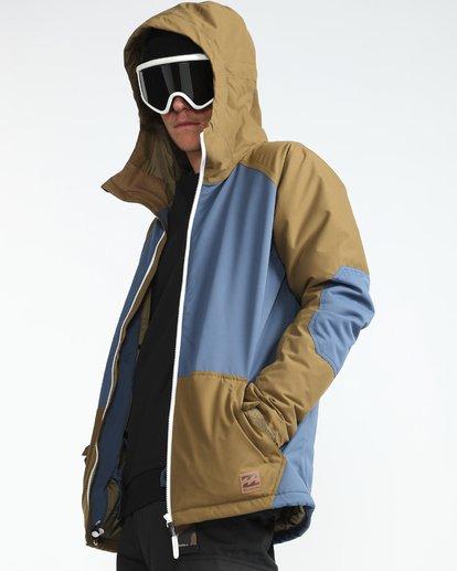 8 All Day 10K Snow Jacket Azul L6JM01BIF8 Billabong
