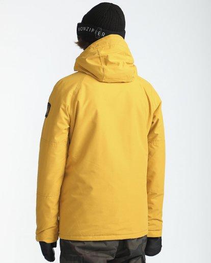 4 All Day 10K Snow Jacket Beige L6JM01BIF8 Billabong