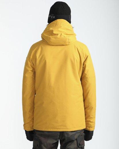 3 All Day 10K Snow Jacket Beige L6JM01BIF8 Billabong