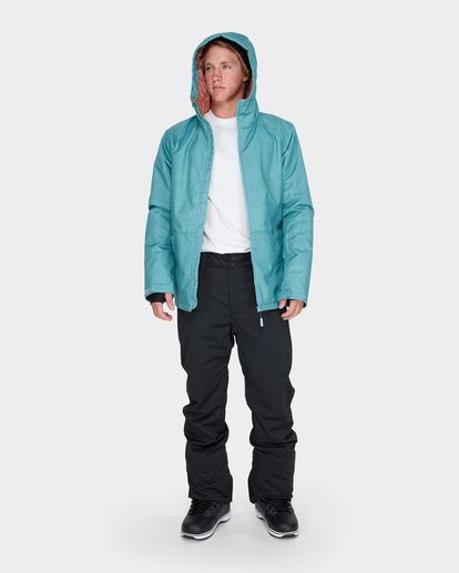 3 ALL DAY SNOW JACKET Blue L6JM01S Billabong