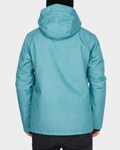 2 ALL DAY SNOW JACKET Blue L6JM01S Billabong