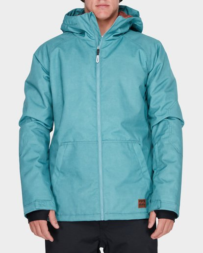 0 ALL DAY SNOW JACKET Blue L6JM01S Billabong