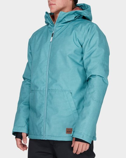 1 ALL DAY SNOW JACKET Blue L6JM01S Billabong
