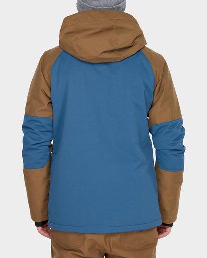 2 All Day Snow Jacket Blue L6JM01S Billabong
