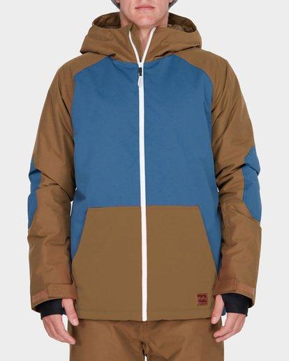 0 All Day Snow Jacket Blue L6JM01S Billabong