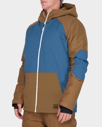 1 All Day Snow Jacket Blue L6JM01S Billabong