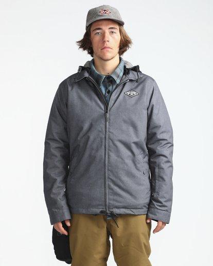 6 Fastplant 10K Snow Jacket Schwarz L6JM02BIF8 Billabong