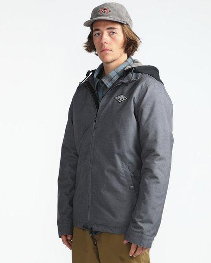 7 Fastplant 10K Snow Jacket Schwarz L6JM02BIF8 Billabong