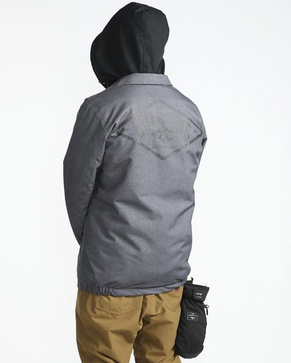 8 Fastplant 10K Snow Jacket Negro L6JM02BIF8 Billabong