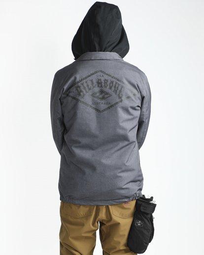 9 Fastplant 10K Snow Jacket Negro L6JM02BIF8 Billabong