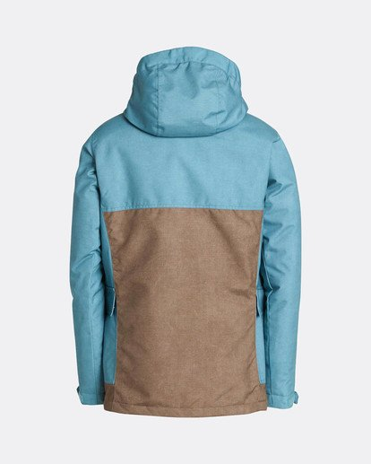 8 Craftman 10K Snow Jacket Azul L6JM03BIF8 Billabong