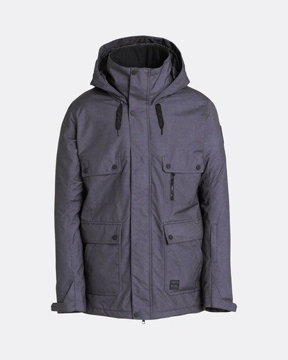 0 Craftman 10K Snow Jacket Noir L6JM03BIF8 Billabong