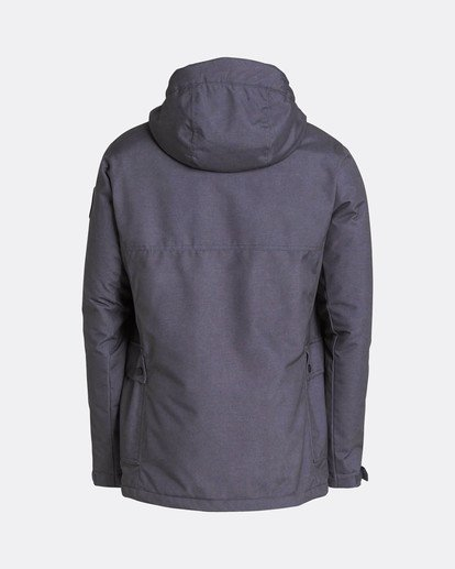 1 Craftman 10K Snow Jacket Noir L6JM03BIF8 Billabong