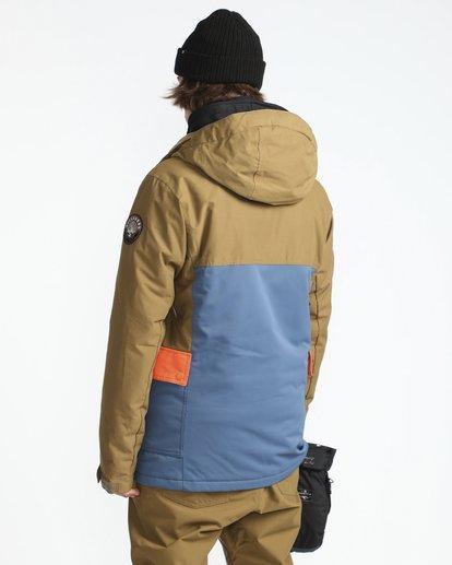 9 Craftman 10K Snow Jacket Blau L6JM03BIF8 Billabong