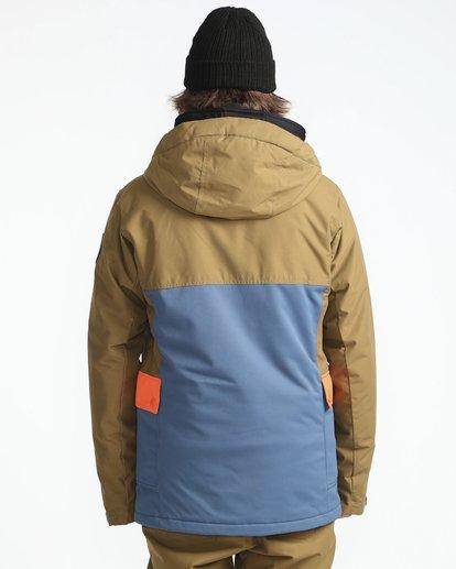 10 Craftman 10K Snow Jacket Blau L6JM03BIF8 Billabong
